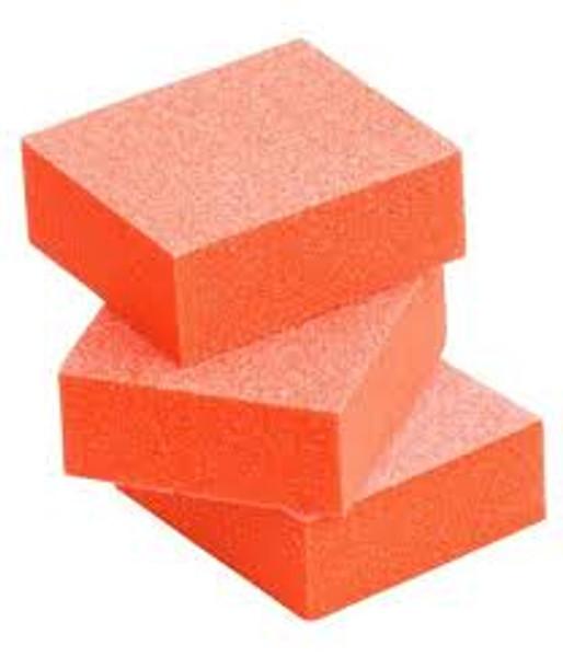 """Group A14B : Mini (2.4""""x1.2x0.4"""") Long Buffer Orange White 2,000 PCS"""
