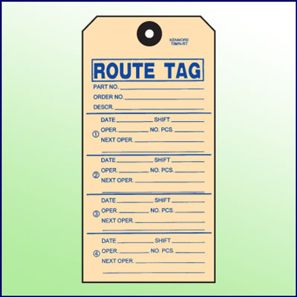 Route Tag