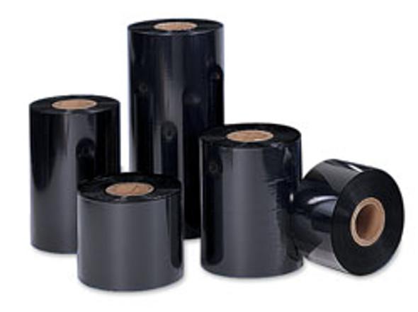 SONY - DNP 4085 Premium Black Wax (Resin Enhanced) - Thermal Transfer Ribbon for Zebra Printers - TR4085 PLUS BLACK WAX/RESIN TTR ̐ COATED SIDE OUT - 12 RLS/CASE 8.66ÌÒ X 1476' Zebra Ribbons
