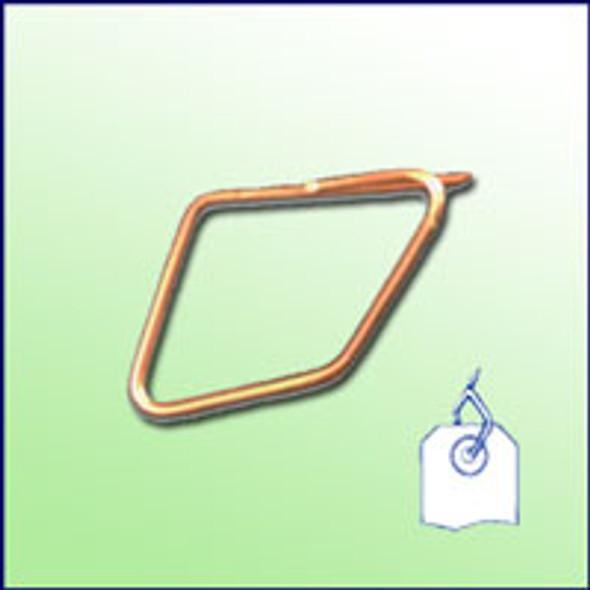 Diamond Deadlock Fasteners-Blunt Tip -17 Gauge