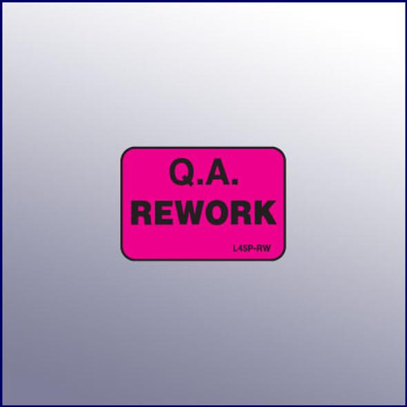 Rework Micro Label