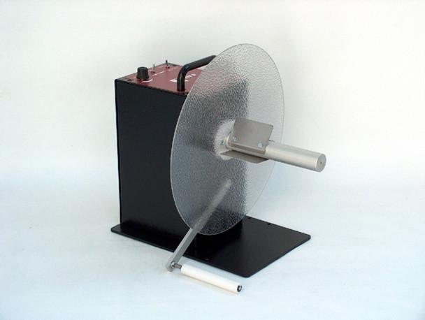 Electric Label Rewinder - Heavy Duty