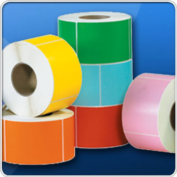 Industrial Thermal Transfer Label - Color 4 x 2