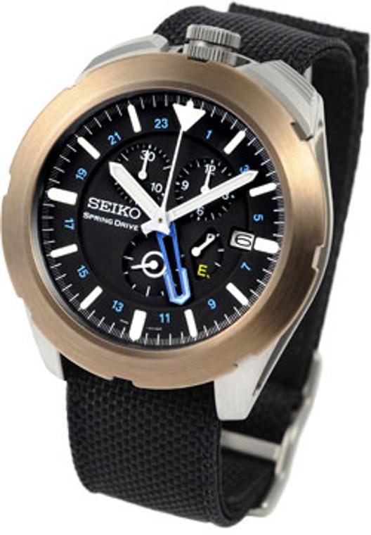 Seiko Spring Drive SpaceWalk Limited Edition SPS005