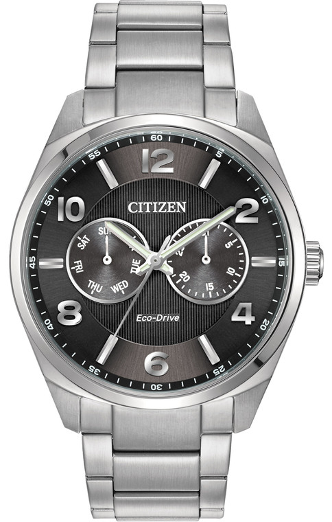 Citizen Eco-Drive Men's Dress AO9020-84E