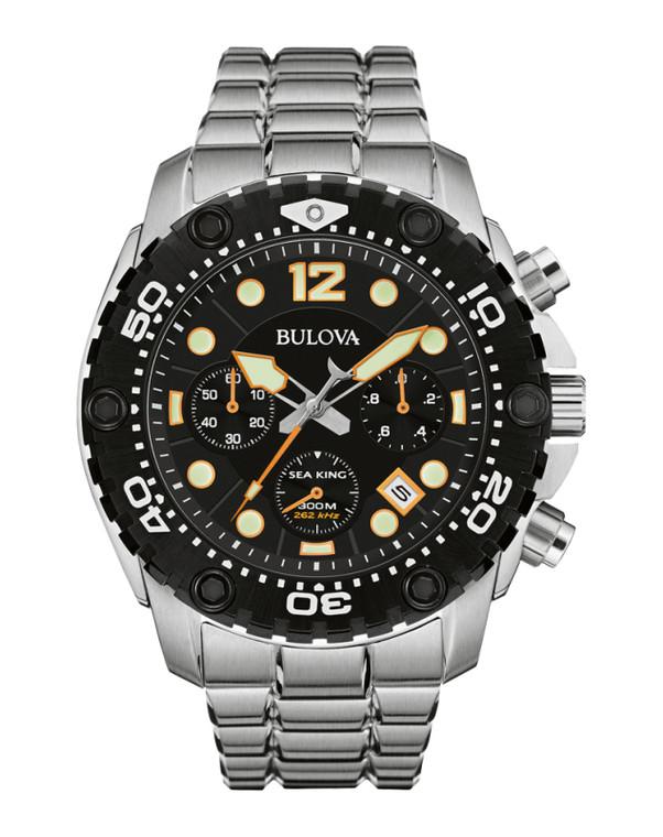 Bulova Sea King Chronograph UHF 98B244