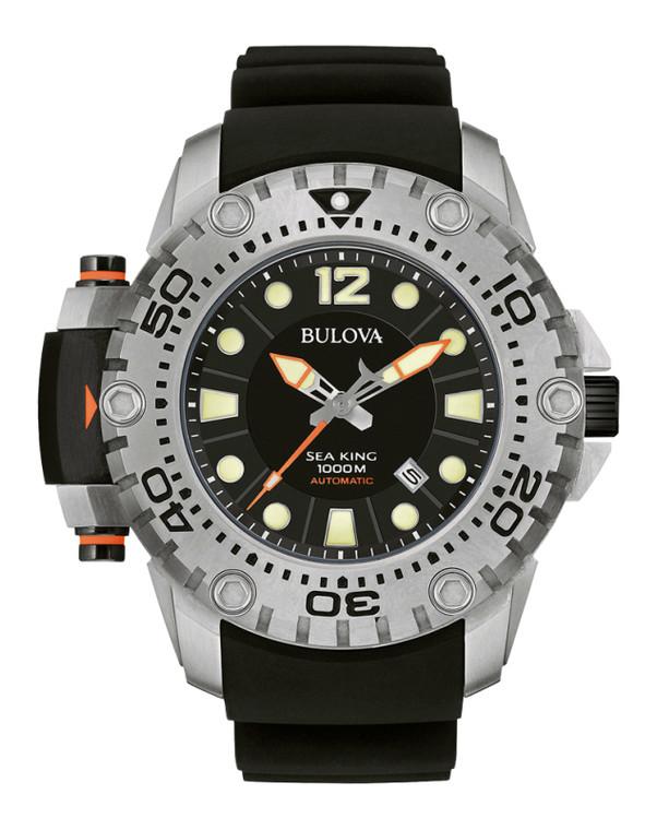 Bulova Sea King Deep Diver Automatic 96B226