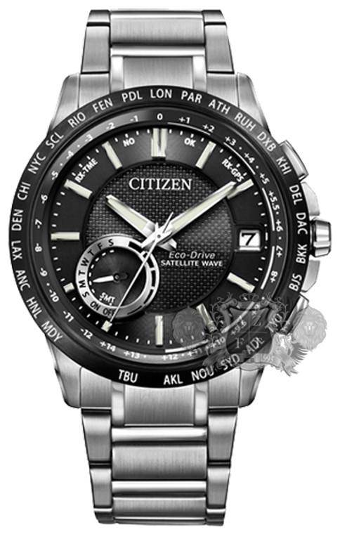 Citizen Satellite Wave GPS F150 CC3005-85E