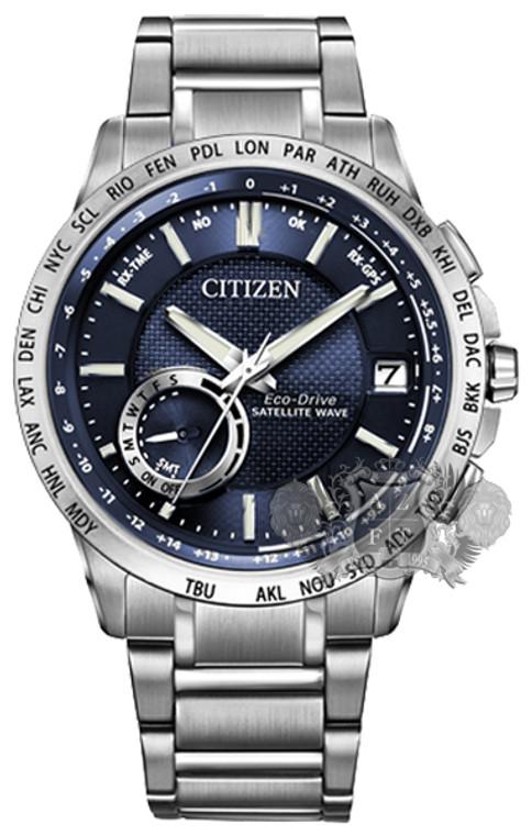 Citizen Satellite Wave GPS F150 CC3000-89L