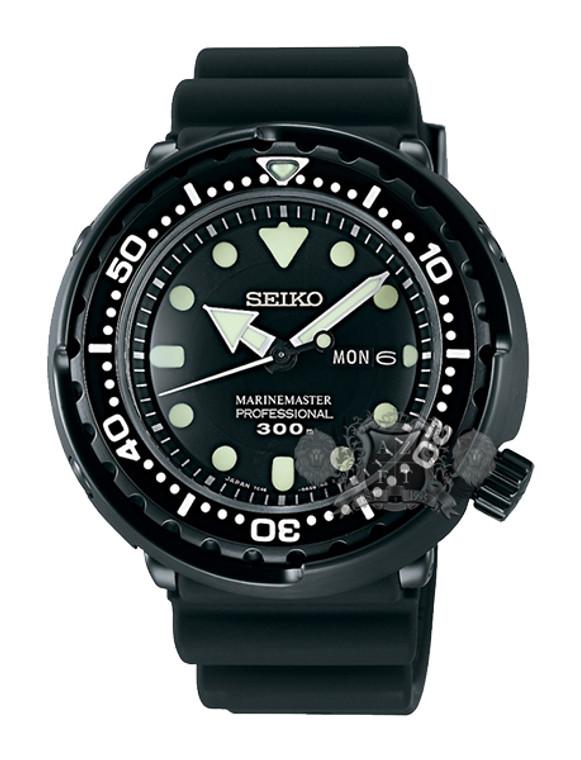 Seiko Prospex Marine Master 300m Tuna Can Quartz SBBN035