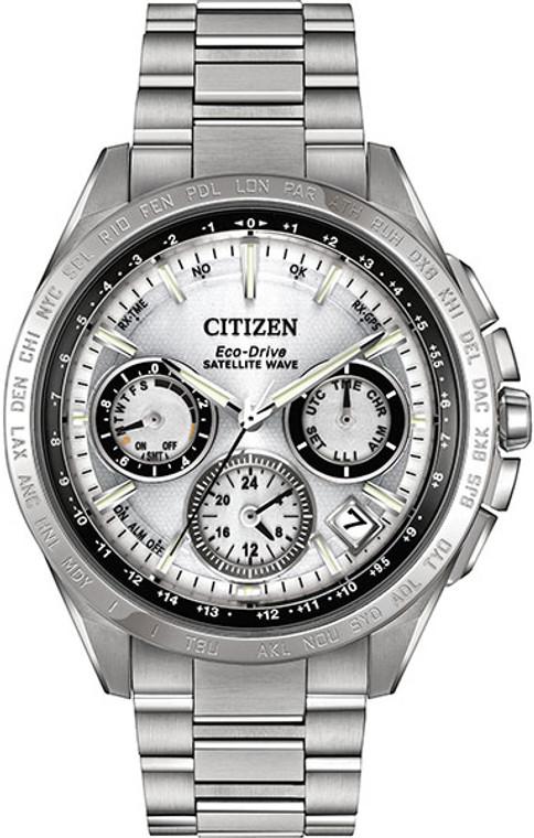 Citizen Attesa Eco-Drive Satellite Wave F900 CC9010-74A