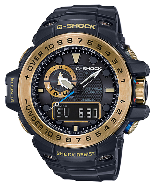 G-Shock Gulfmaster Master Of G Rescue GWN1000GB-1A