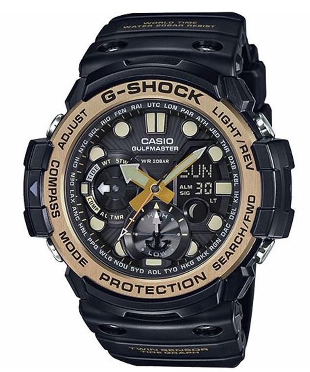 Casio G-Shock Gulfmaster Twin Sensor  gn1000gb-1acr