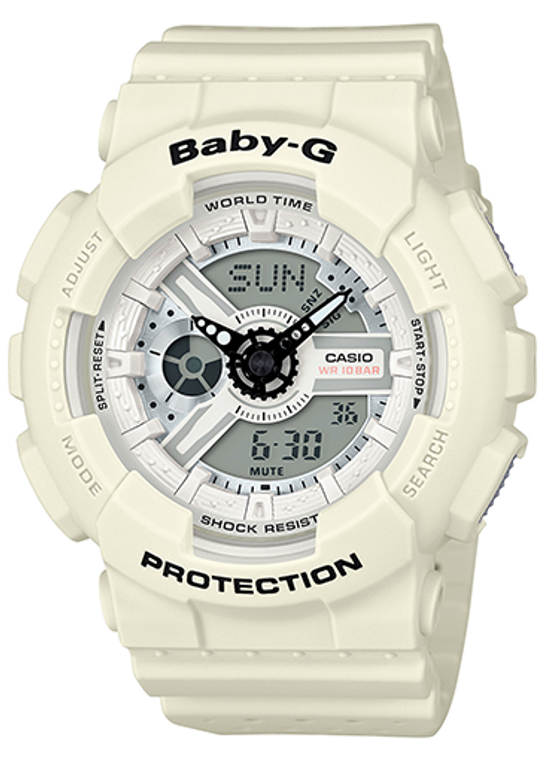 Casio Baby-G Punching Pattern BA110PP-7ACR