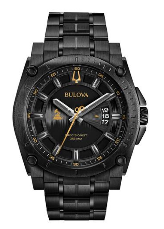 Bulova Special Grammy Edition Precisionist Watch- 98B295