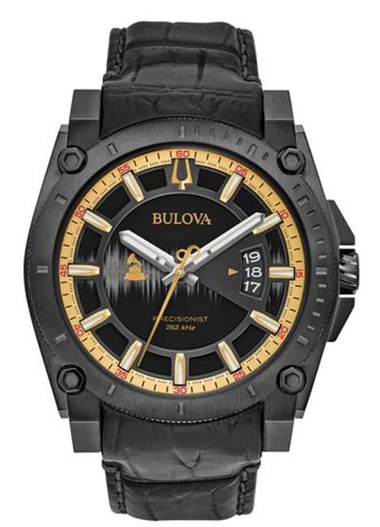 Bulova Special Grammy Edition Precisionist Watch- 98B293