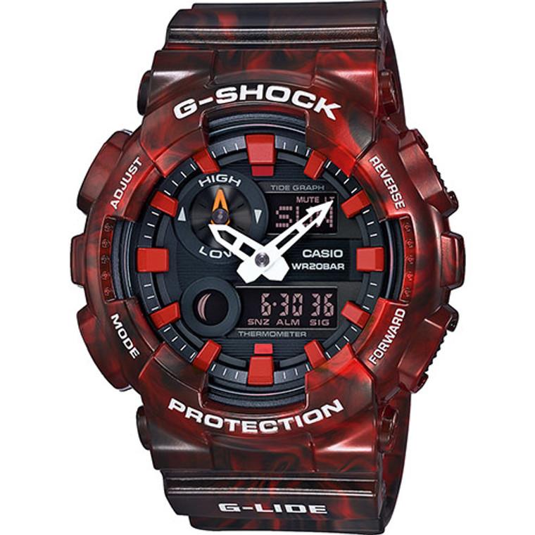 Casio G-Shock G-Lide Ana-Digital GAX100MB-4ACR