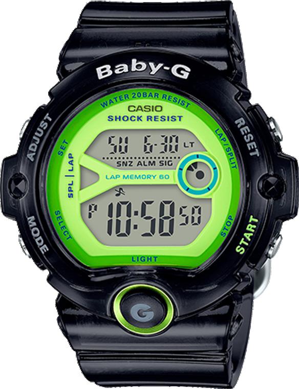 Casio G-Shock Baby-G Runners Jellies BG6903-1B
