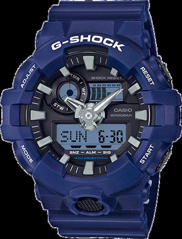 Casio G-Shock Super Illuminator GA700-2A