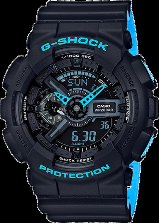 Casio G-Shock Ana-Digital 2-Tone GA110LN-1A