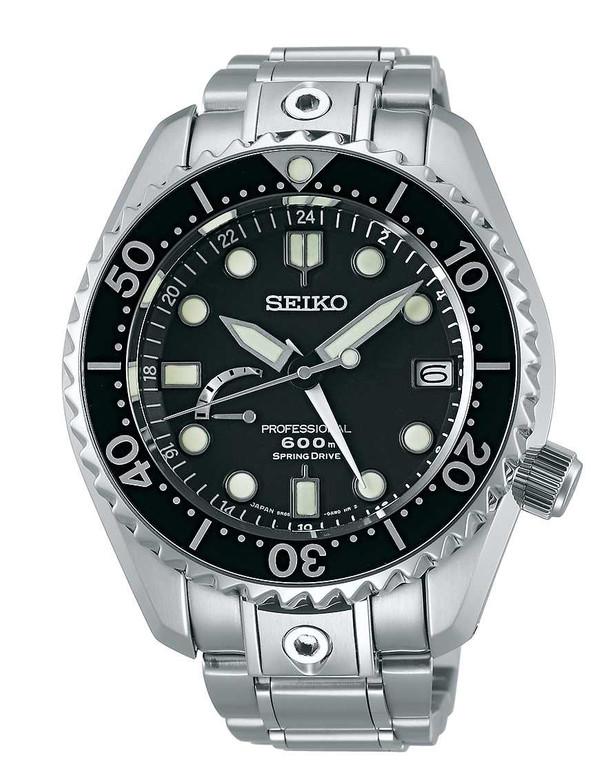 Seiko Prospex Marine Master 600m Spring Drive SBDB011