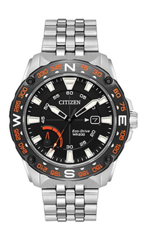 Citizen Eco-Drive PRT  AW7048-51E