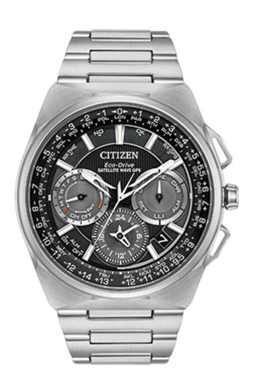 Citizen Eco-Drive Satellite Wave F900 CC9008-50E