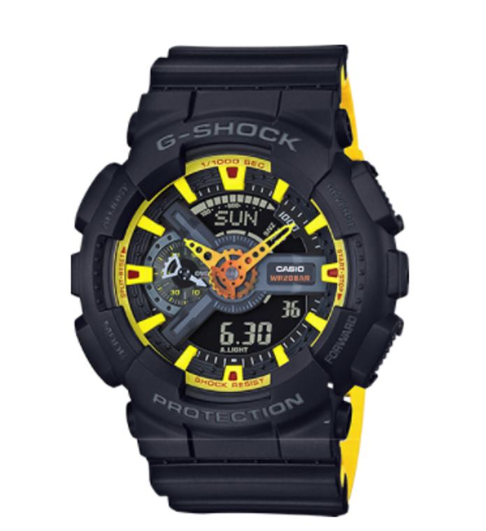 Casio G-Shock Ana-Digital X-Large 3D  GA110BY-1A