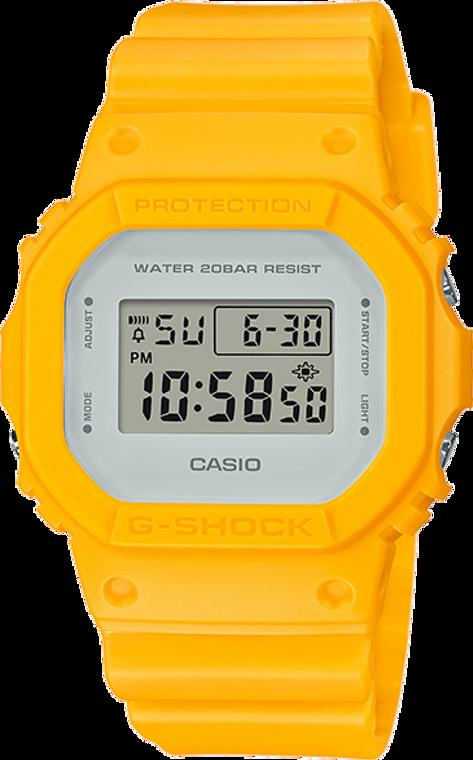 Casio G-Shock Classic Yellow Limited Edition DW5600CU-9