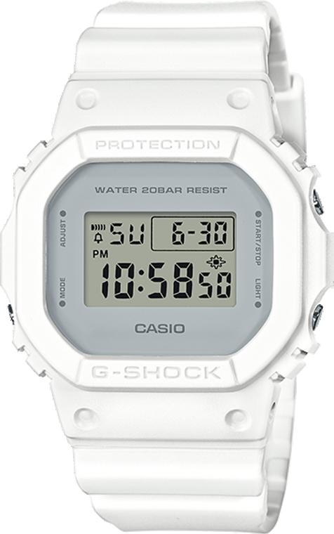 Casio G-Shock Classic White Limited Edition DW5600CU-7