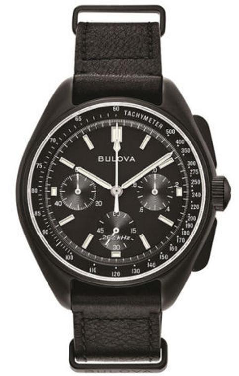 Bulova Special Edition Apollo 15 Moon watch  98A186