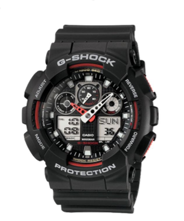 Casio G-Shock Ana-Digital GA100-1A4