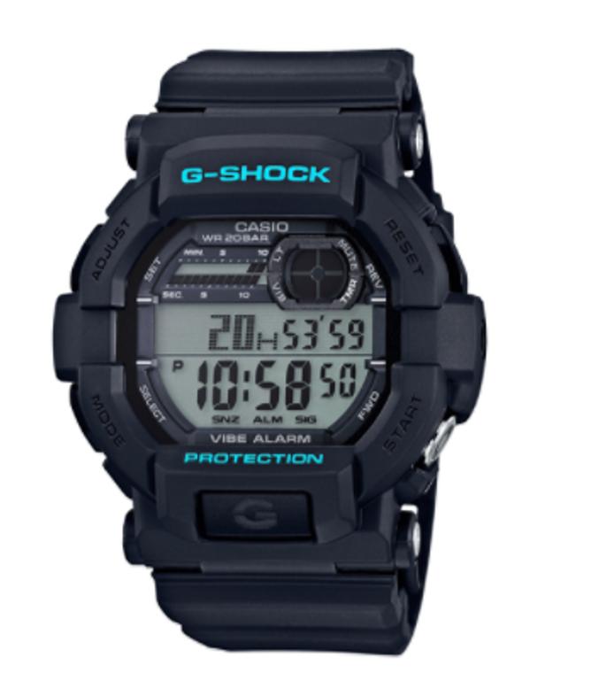 Casio G-Shock Vibe Alarm GD350-1C