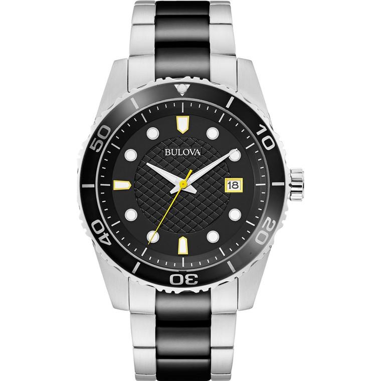 Bulova Men's Sport Watch 98A196