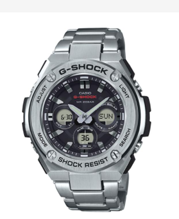 Casio G-Shock G-Steel Tough Solar GSTS310D-1A