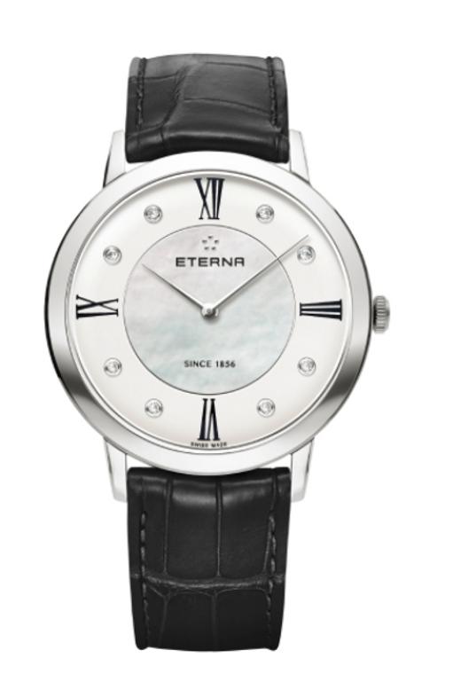 Eterna Classic Eternity Lady Quartz - Ref. 2711.41.66.1394