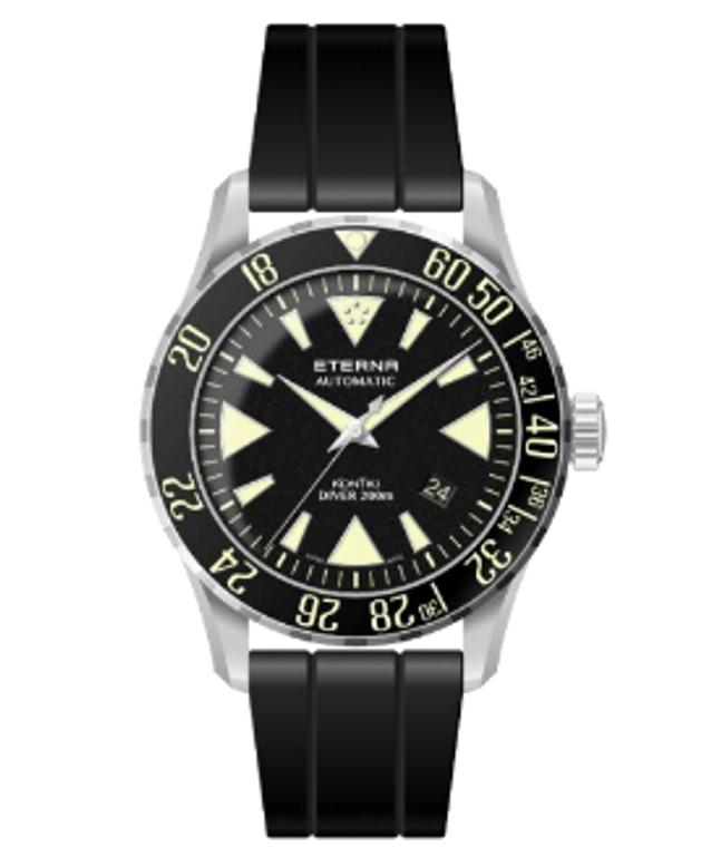 Eterna Kontiki Diver Gent Automatic 44 mm 1290.41.49.1417