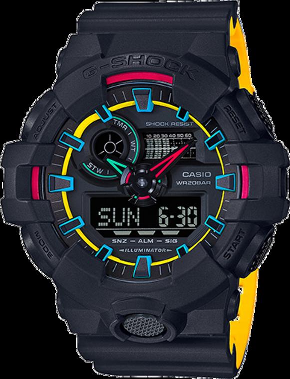 G-Shock Ana/Digital Super Illuminator GA700SE-1A9