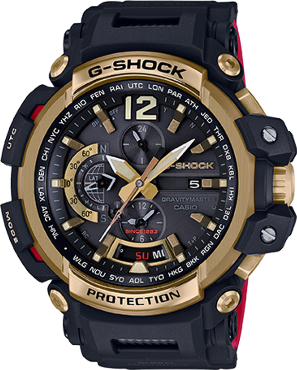 G-Shock Gravity Master 35th Anniversary  Edition GPW2000TFB-1A