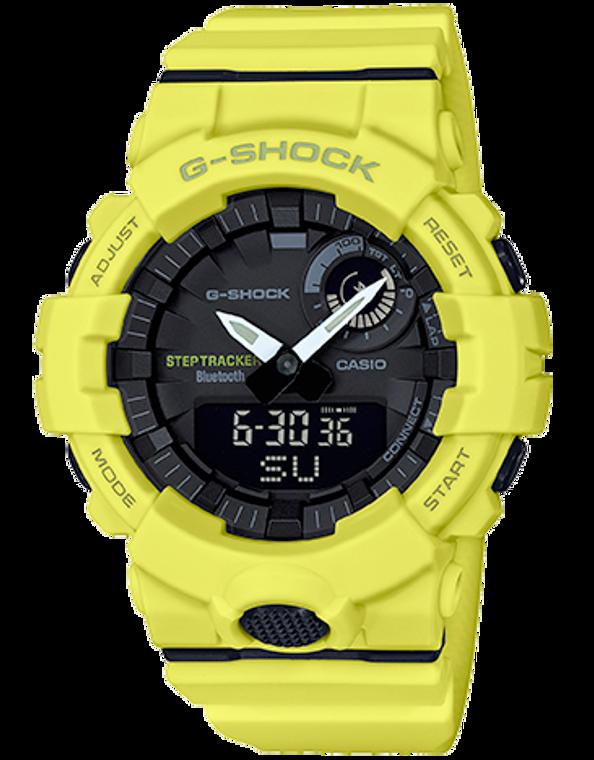 Casio G-Shock Step Tracker GBA800-9A