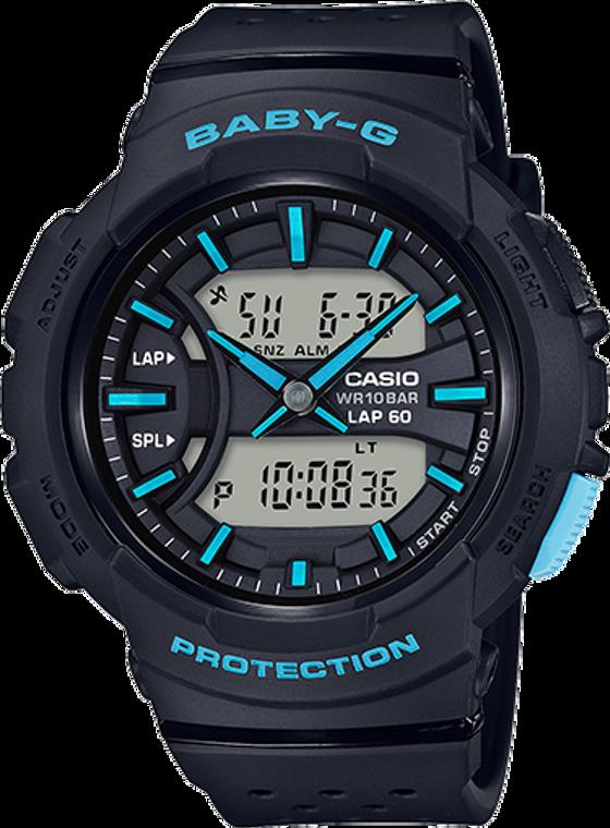 Casio G-Shock Baby-G Urban Runner BGA240-1A3