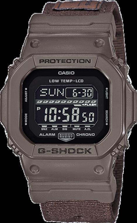Casio G-Shock G-Lide Ana-Digital Cloth Band GLS-5600CL-5