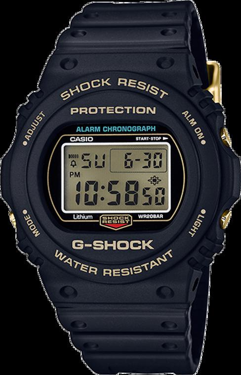 Casio G-Shock 35th Anniversary Original Color Collection DW5735D-1B