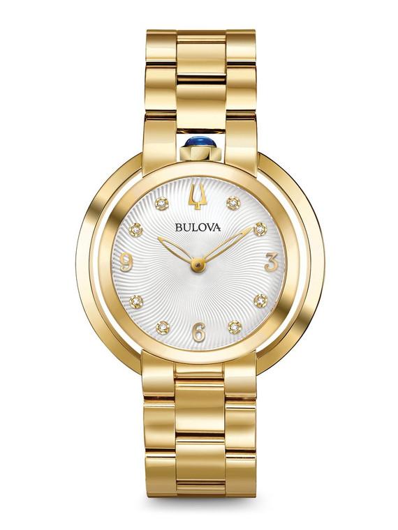 Bulova Rubaiyat Women's Watch 97P125