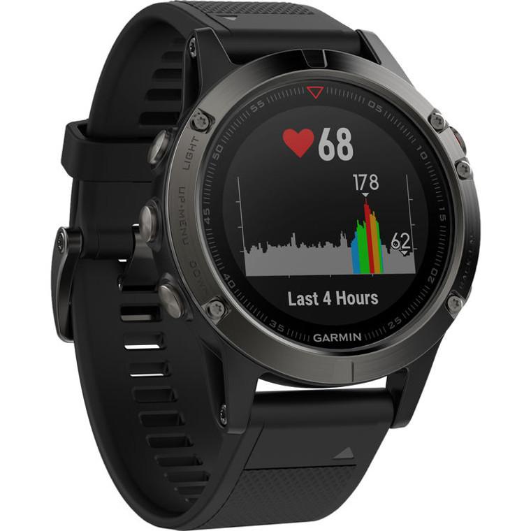 Garmin Fenix 5 GPS Watch Slate Grey