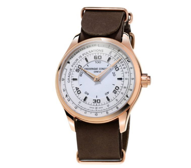 Frederique Constant HOROLOGICAL SMARTWATCH NOTIFY FC-282ABS5B4