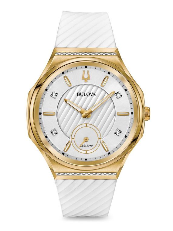 Bulova Curv Ladies' Curv Watch 98R237