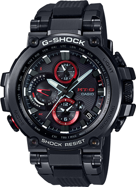 Casio MT-G Metal Twisted G-Shock  MTGB1000B-1A