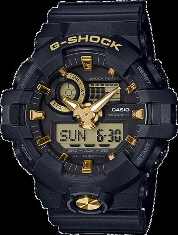 Casio G-Shock Super Illuminator GA710B-1A9