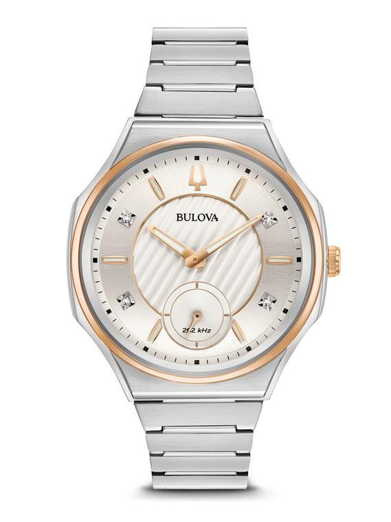 Bulova Curv Ladies' Curv Watch 98P182